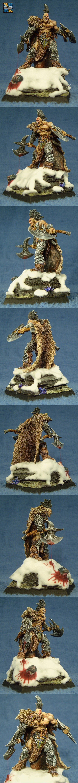 Howling peak champion